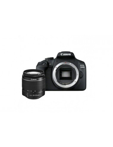 Canon EOS 2000D + EF18-55mm...