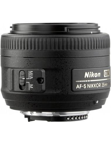Nikon AF-S Nikkor 35mm F1,8...