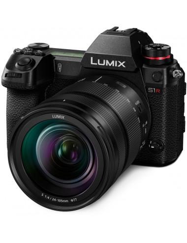 Panasonic Lumix DC-S1H + S...