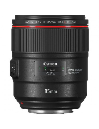Canon EF 85mm f 1.4 L IS USM