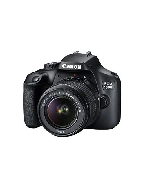 Canon Eos 4000D Kit EF-S...