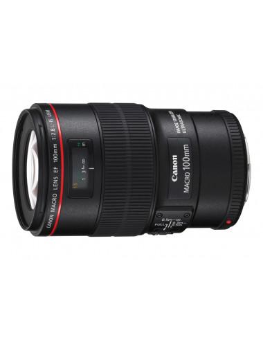 Canon EF 100mm f/2.8 L...