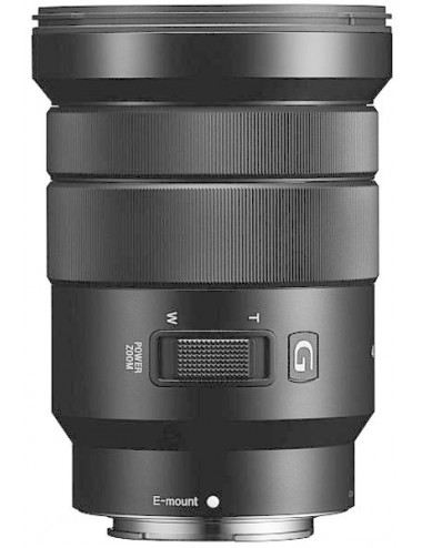 Sony E 18-105mm f4.0 G SEL...