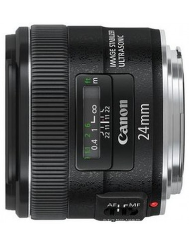 Canon  EF 24mm f/2.8 IS USM.