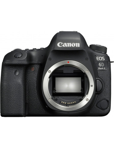 Canon Eos 6D Mark II.