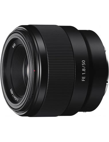 Sony SEL 50mm f 1.8 Prime...