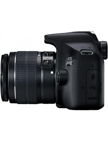 Canon Eos 2000D kit 18-55...