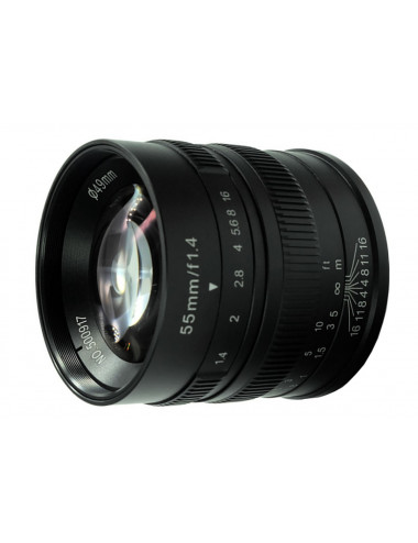 7ARTISAN 55mm f/1.4 APS-C x...
