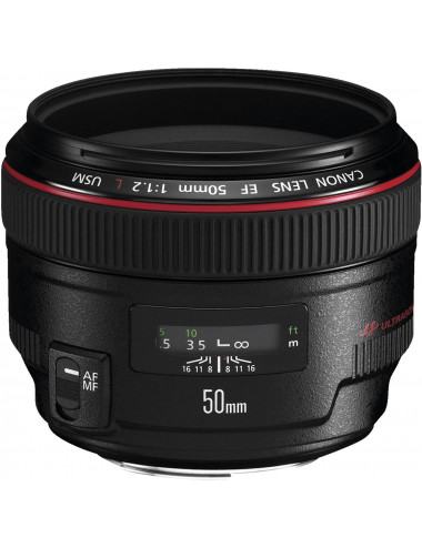 Canon EF 50mm f 1,2L USM