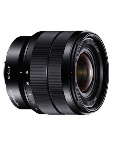 Sony SEL 10-18mm f 4 E-mount