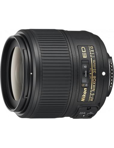 Nikon  AF-S 35mm f1.8 G ED