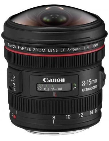 Canon EF 8-15mm f/4L...