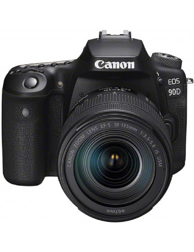 Canon EOS 90D Kit 18-135 mm...