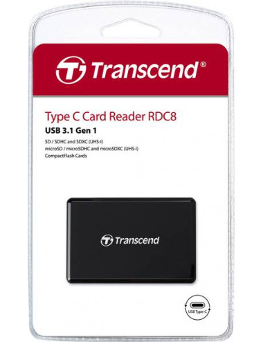 Transcend Card Reader RDF8...