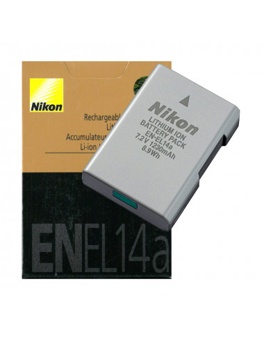 Nikon Batteria EN-EL14A