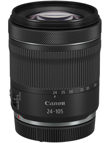 Canon RF 24-105mm F4-7.1 IS...