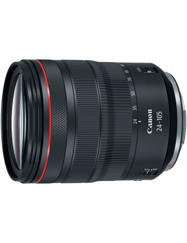 Canon RF 24-105mm F4L IS USM.