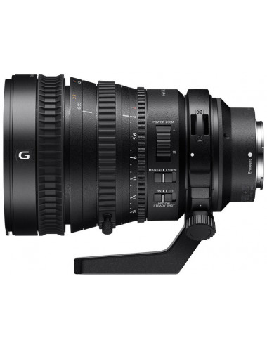 Sony SEL FE PZ 28-135mm f 4.0