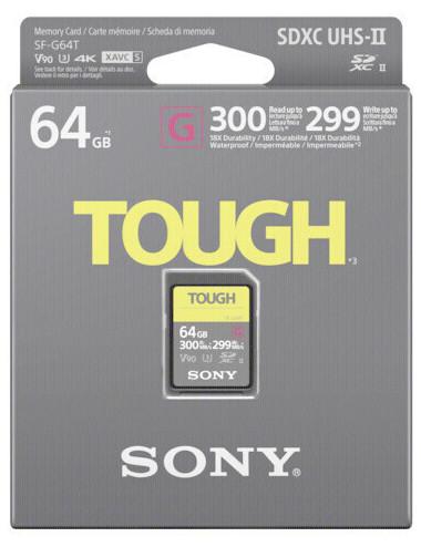 Sony SDXC SF-G TOUGH UHS-II...