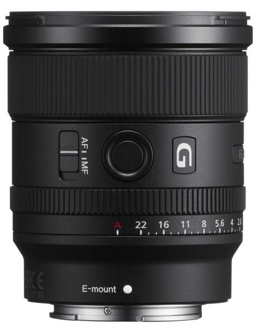 Sony FE 20mm f1.8 G