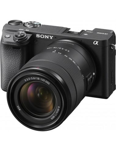 Sony Alpha 6400 Kit 18-135mm