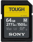 SONY SD 64GB M TOUGH UHS-II...
