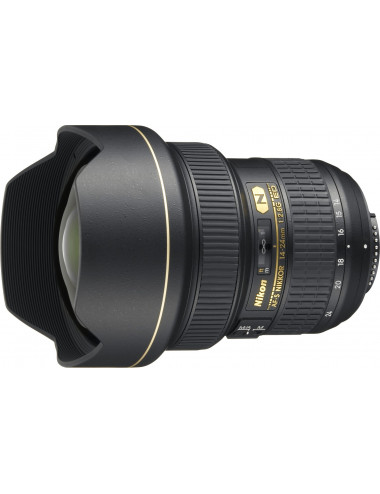 Nikon AF-S 14-24mm f/2.8 G ED.