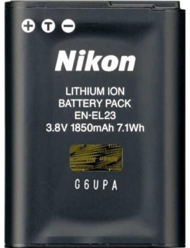 Nikon batteria EN-EL 23